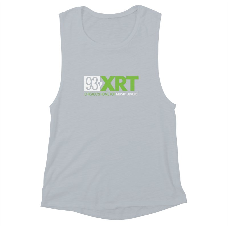 Chicago's Home for Music Lovers Women's Muscle Tank by 93XRT