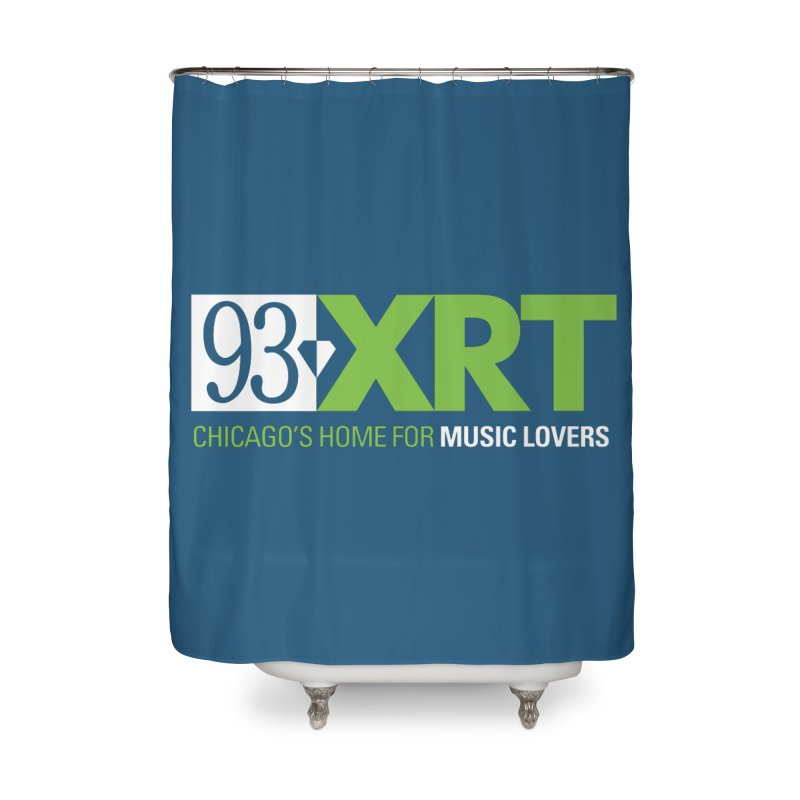 Chicago's Home for Music Lovers Home Shower Curtain by 93XRT
