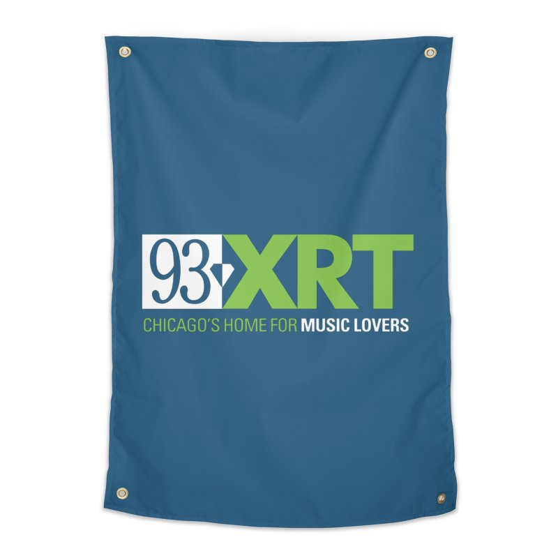 Chicago's Home for Music Lovers Home Tapestry by WXRT's Artist Shop
