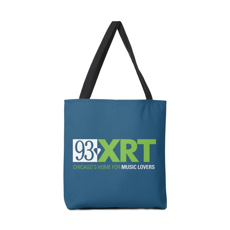 Chicago's Home for Music Lovers Accessories Tote Bag Bag by 93XRT