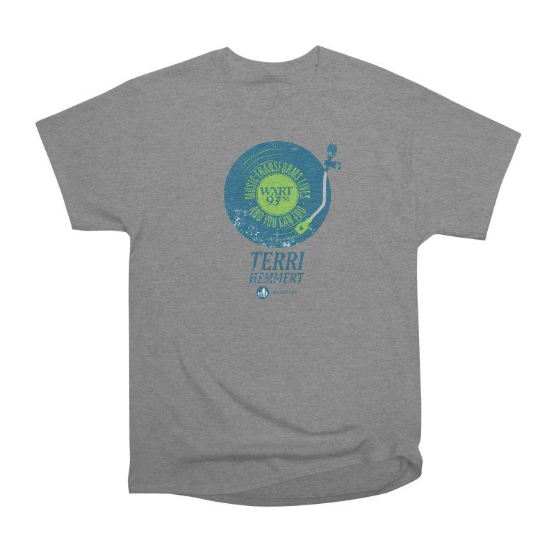 Music Transforms Lives Women's T-Shirt by 93XRT