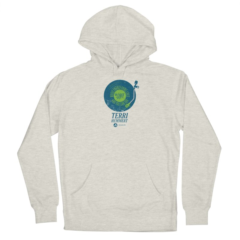 Music Transforms Lives Men's Pullover Hoody by 93XRT