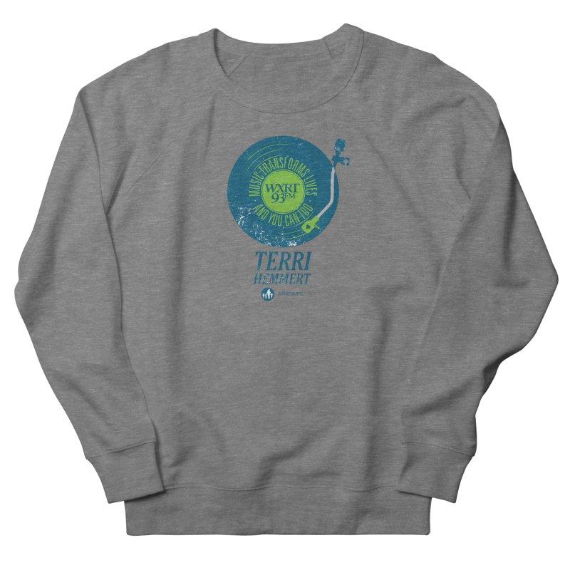 Music Transforms Lives Men's Sweatshirt by 93XRT