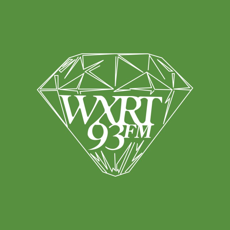 XRT Classic Diamond Tee None  by WXRT's Artist Shop