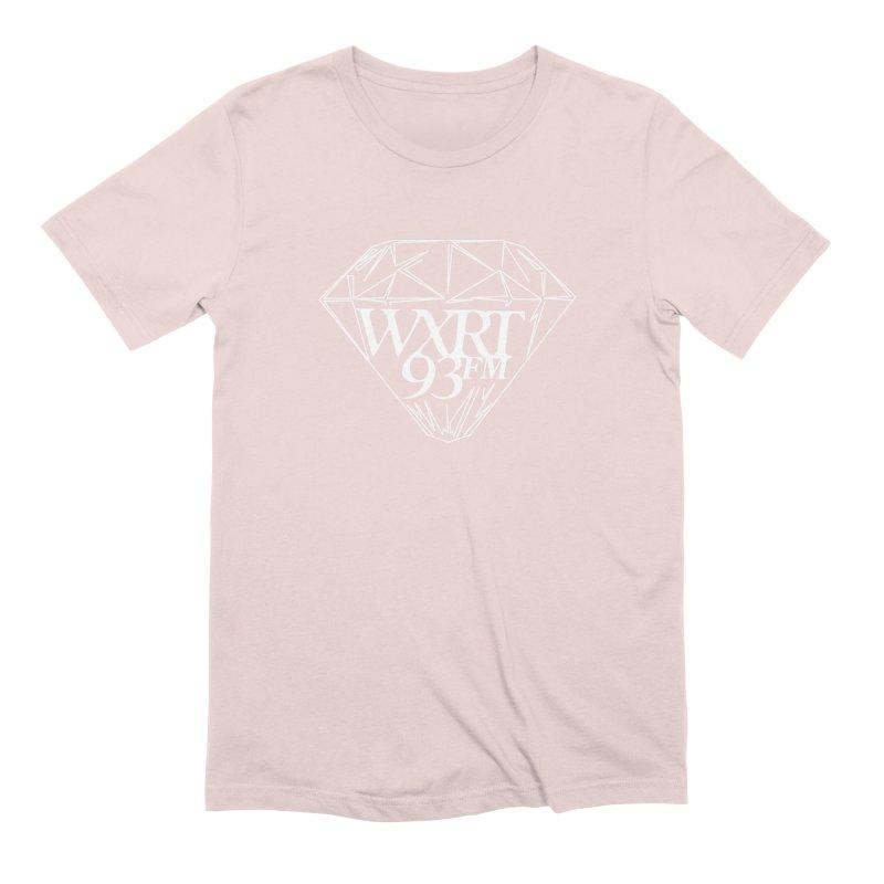 XRT Classic Diamond Tee Men's T-Shirt by 93XRT