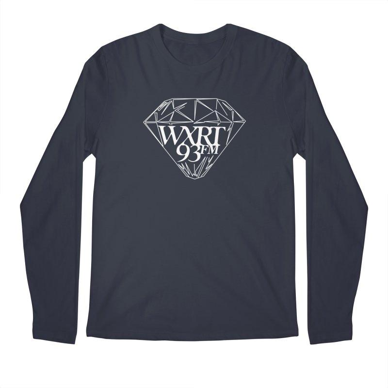 XRT Classic Diamond Tee Men's Longsleeve T-Shirt by 93XRT
