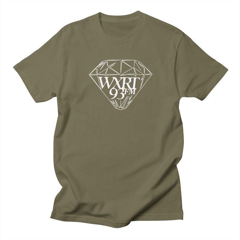 XRT Classic Diamond Tee Women's Regular Unisex T-Shirt by WXRT's Artist Shop