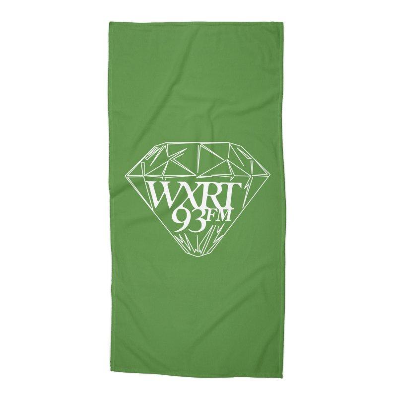 XRT Classic Diamond Tee Accessories Beach Towel by WXRT's Artist Shop