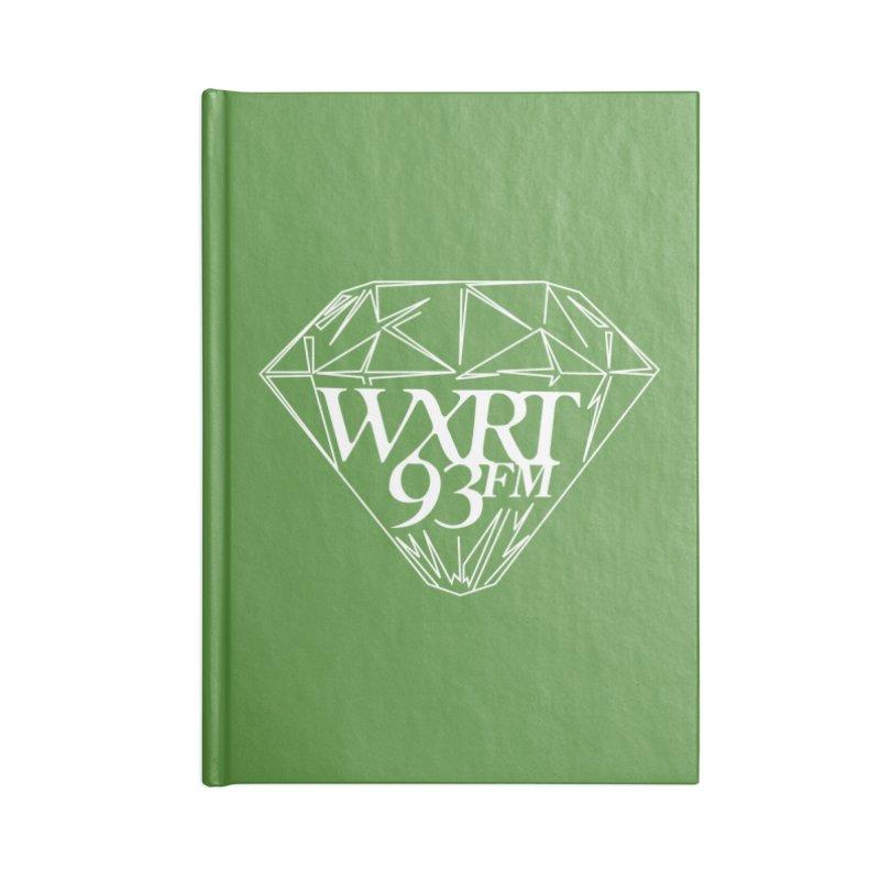 XRT Classic Diamond Tee Accessories Notebook by WXRT's Artist Shop