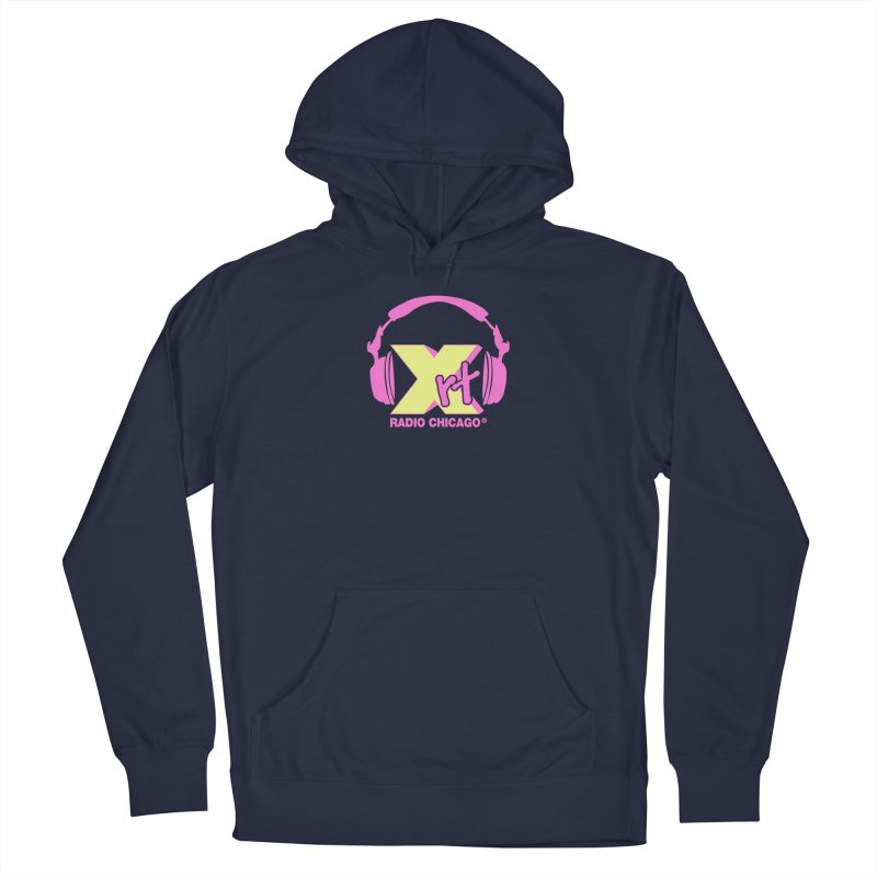 XRT 80s Headphone Men's Pullover Hoody by 93XRT