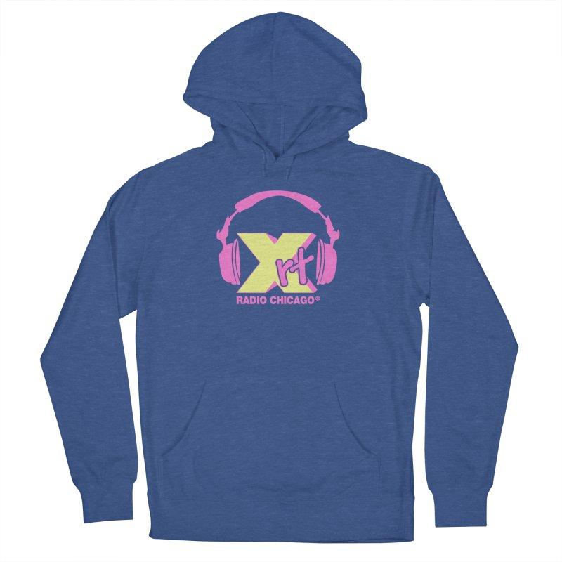 XRT 80s Headphone Women's Pullover Hoody by WXRT's Artist Shop