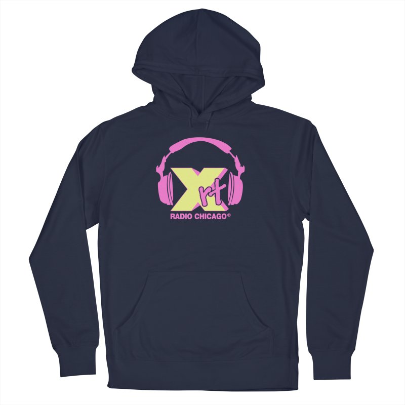 XRT 80s Headphone Women's Pullover Hoody by WXRT's Artist Shop