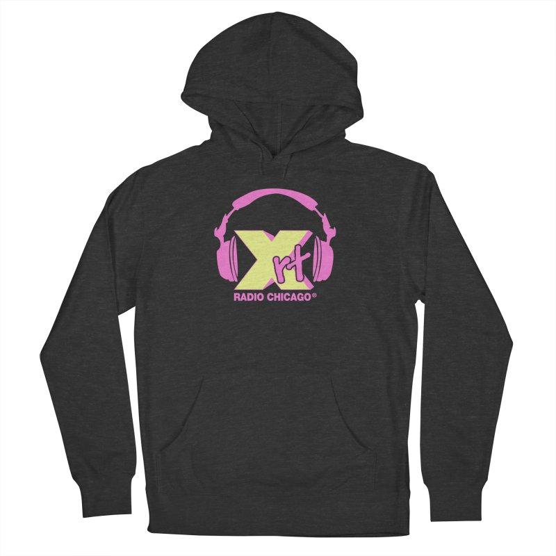 XRT 80s Headphone Men's Pullover Hoody by WXRT's Artist Shop