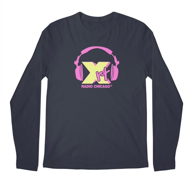 XRT 80s Headphone Men's Regular Longsleeve T-Shirt by 93XRT