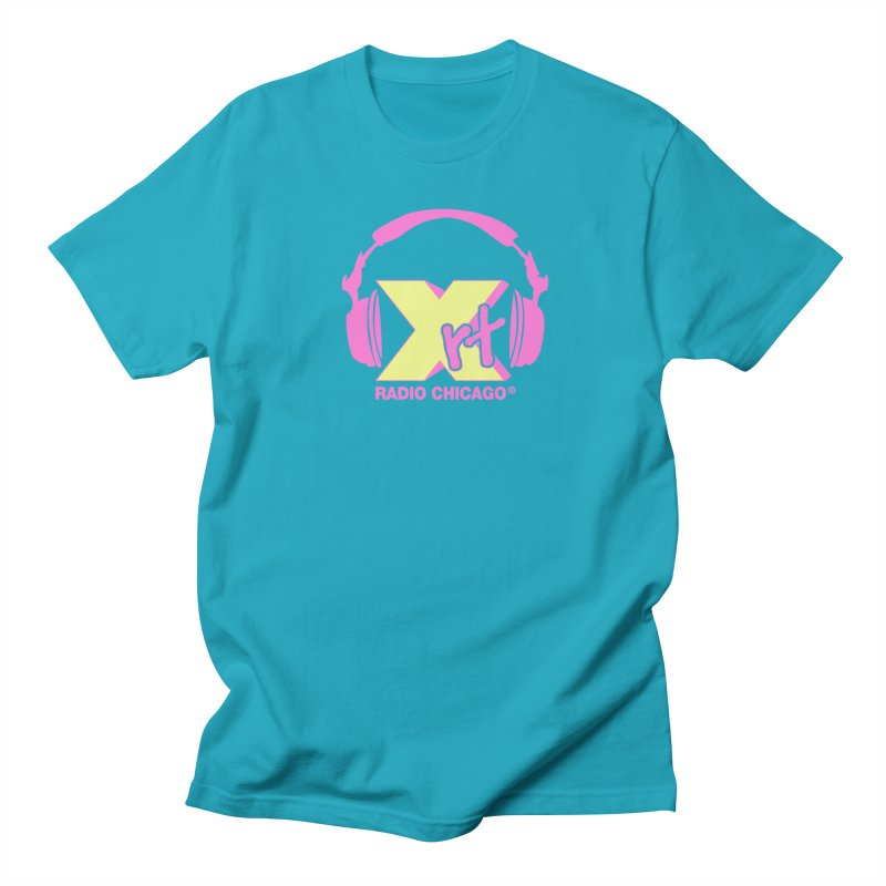 XRT 80s Headphone Men's Regular T-Shirt by 93XRT