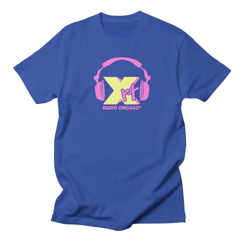 XRT 80s Headphone Men's Regular T-Shirt by 93XRT
