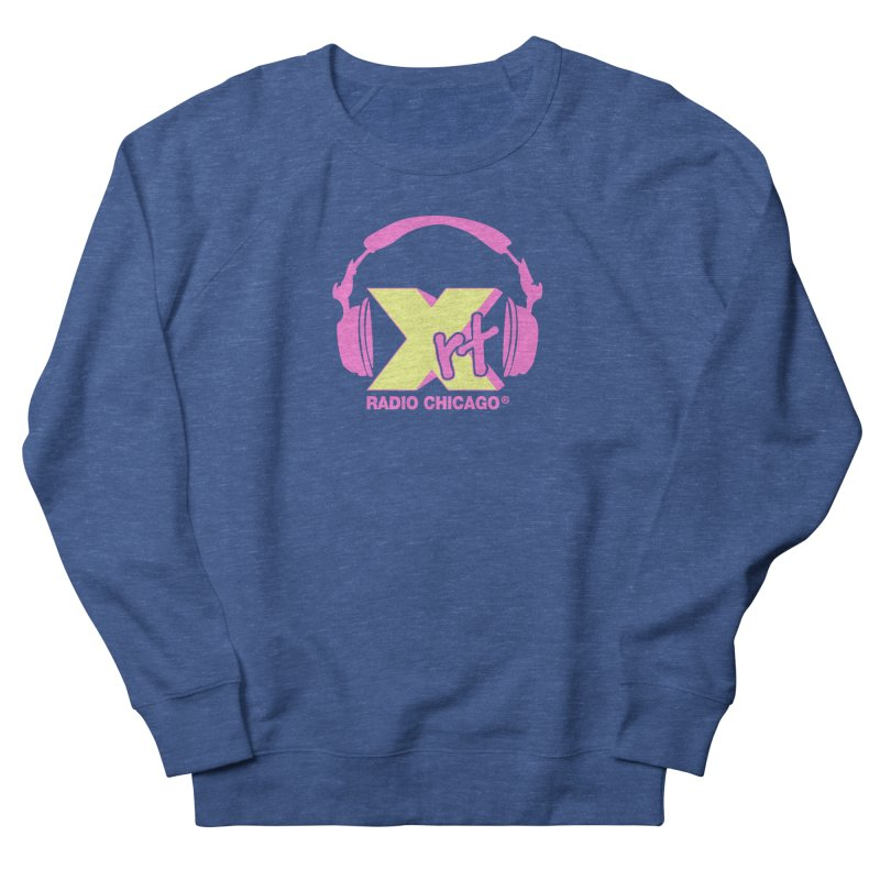 XRT 80s Headphone Women's Sweatshirt by 93XRT