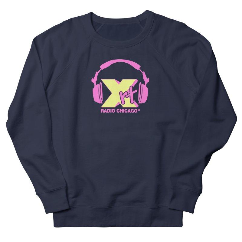 XRT 80s Headphone Women's French Terry Sweatshirt by 93XRT