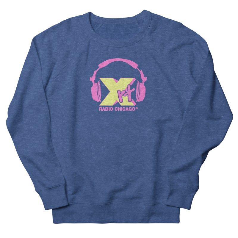 XRT 80s Headphone Men's Sweatshirt by 93XRT