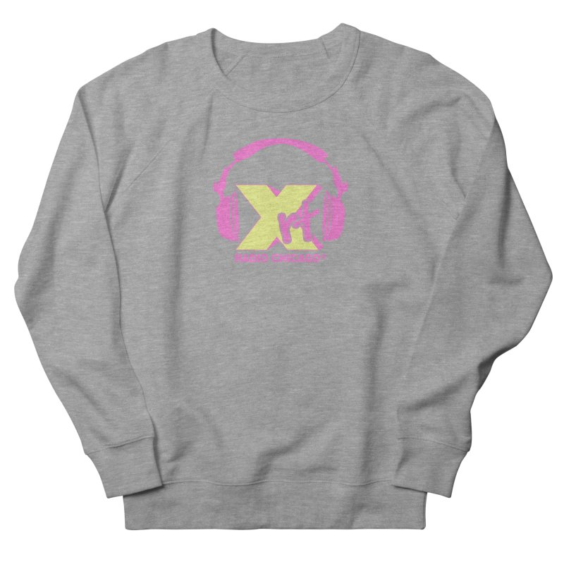 XRT 80s Headphone Men's Sweatshirt by WXRT's Artist Shop