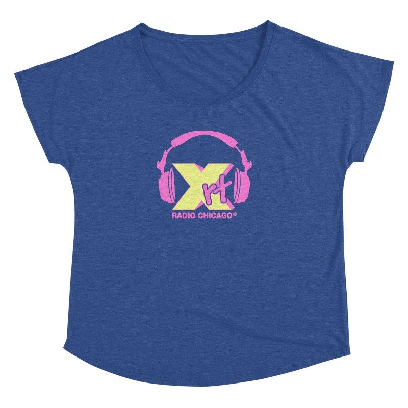 XRT 80s Headphone Women's Dolman by WXRT's Artist Shop