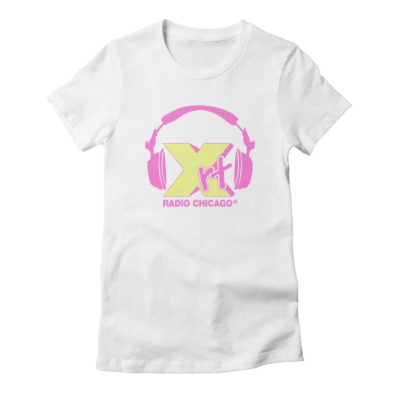 XRT 80s Headphone Women's T-Shirt by 93XRT