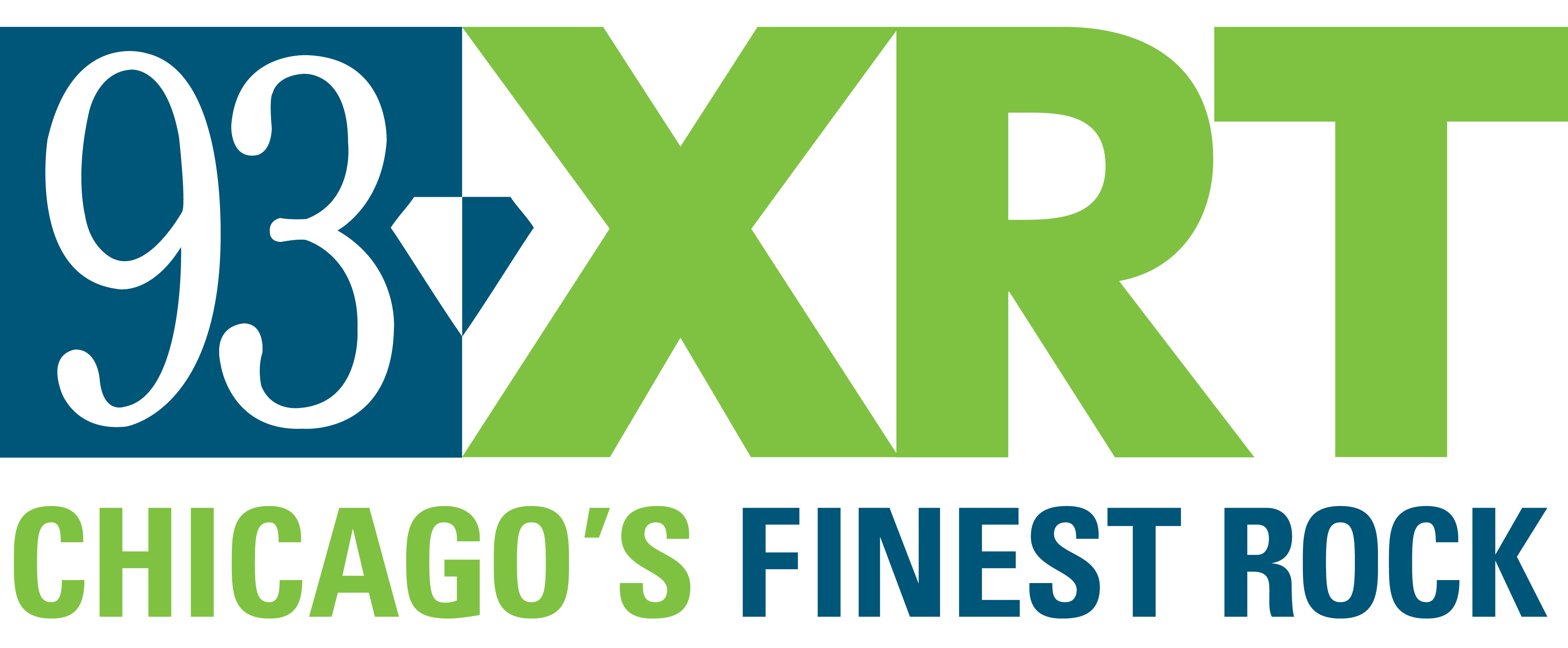 Logo for 93XRT
