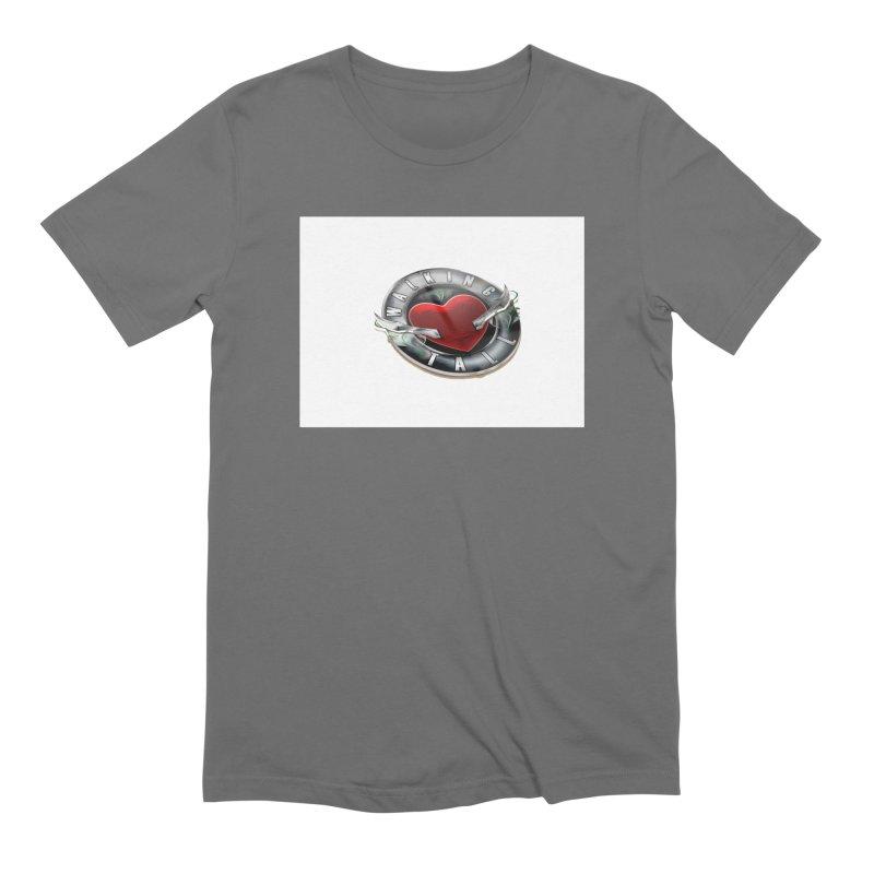 Walking Tall - 3d Men's T-Shirt by Walking Tall - Band Merch Shop