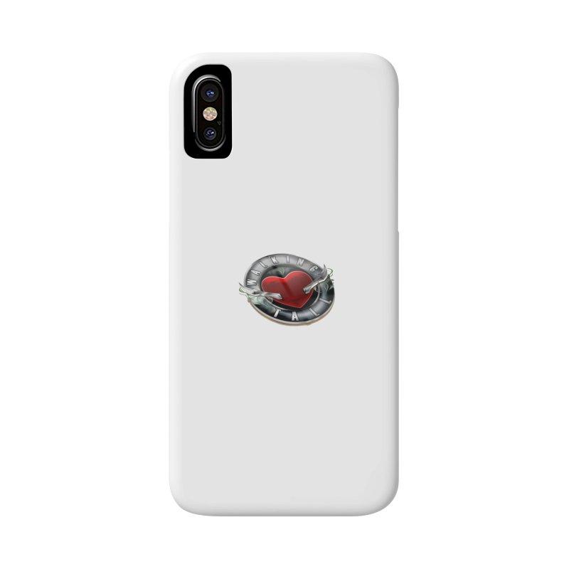 Walking Tall - 3d Accessories Phone Case by Walking Tall - Band Merch Shop
