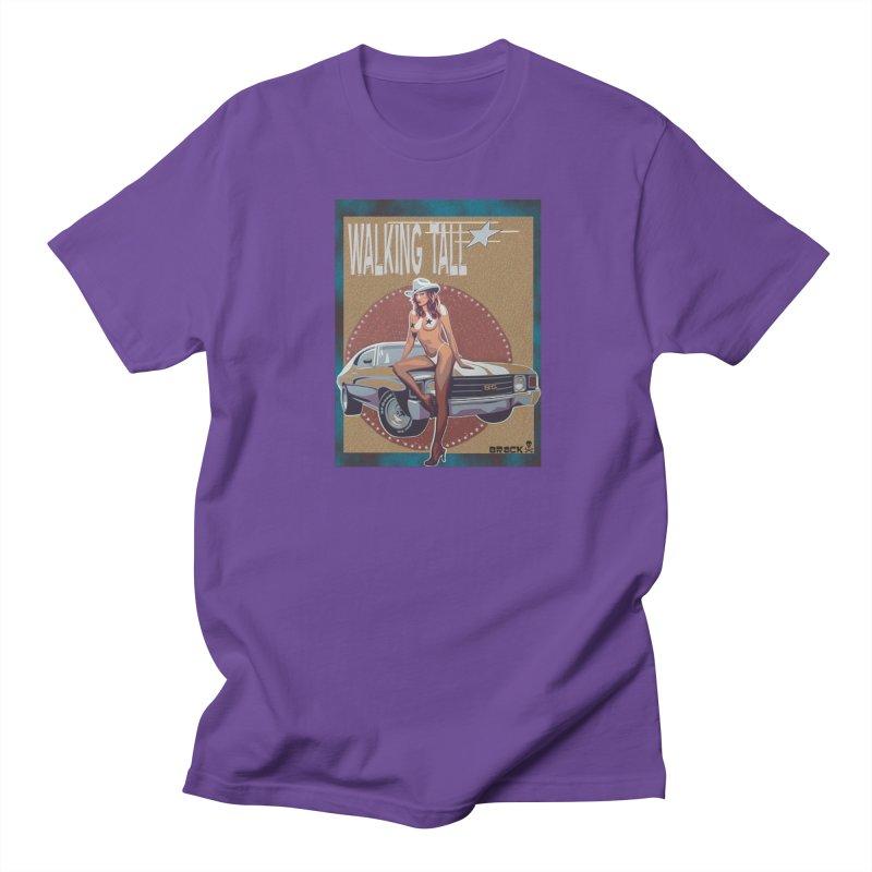 Walking Tall Volume I Men's T-Shirt by Walking Tall - Band Merch Shop