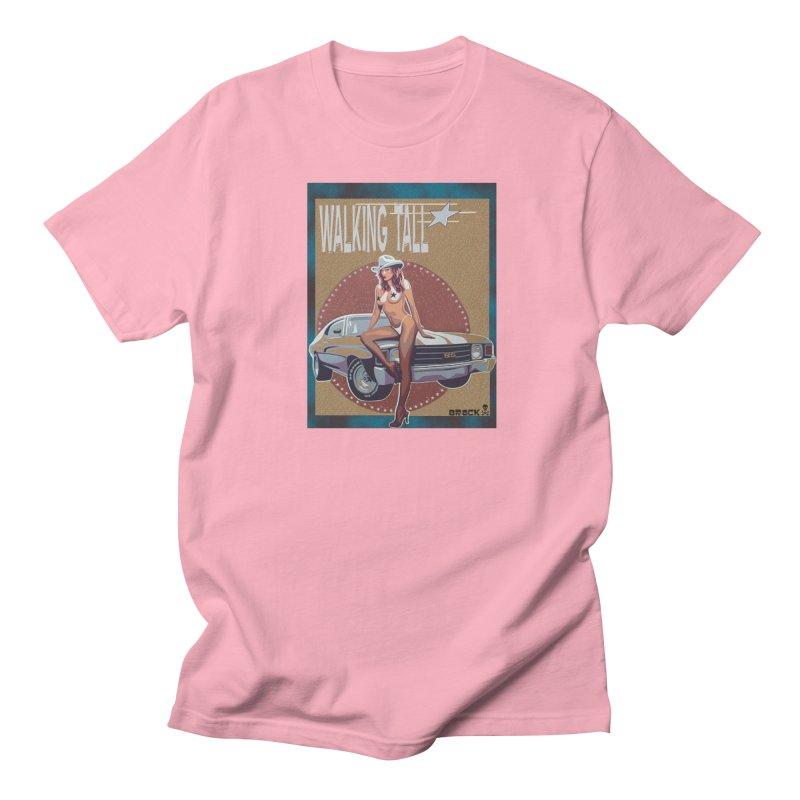 Walking Tall Volume I Men's Regular T-Shirt by Walking Tall - Band Merch Shop