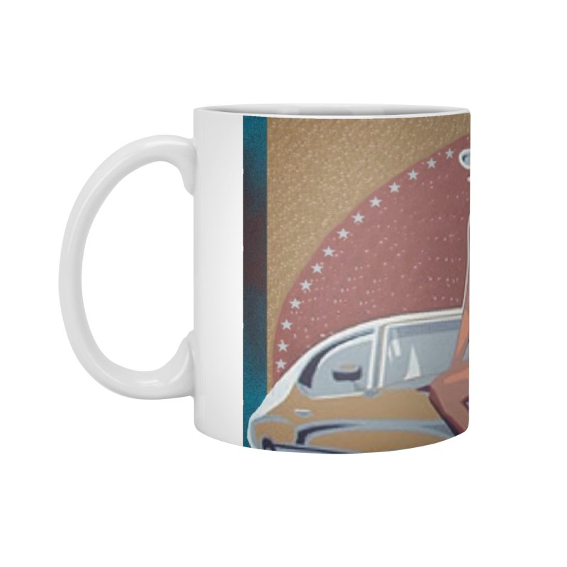Walking Tall Volume I Accessories Standard Mug by Walking Tall - Band Merch Shop