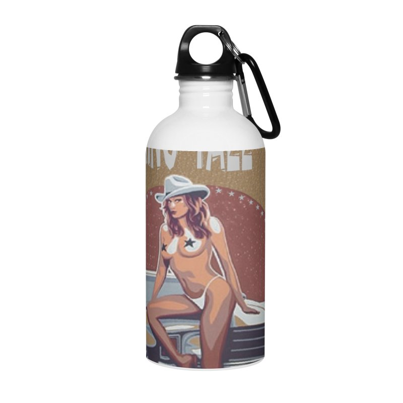 Walking Tall Volume I Accessories Water Bottle by Walking Tall - Band Merch Shop