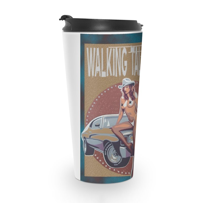 Walking Tall Volume I Accessories Travel Mug by Walking Tall - Band Merch Shop