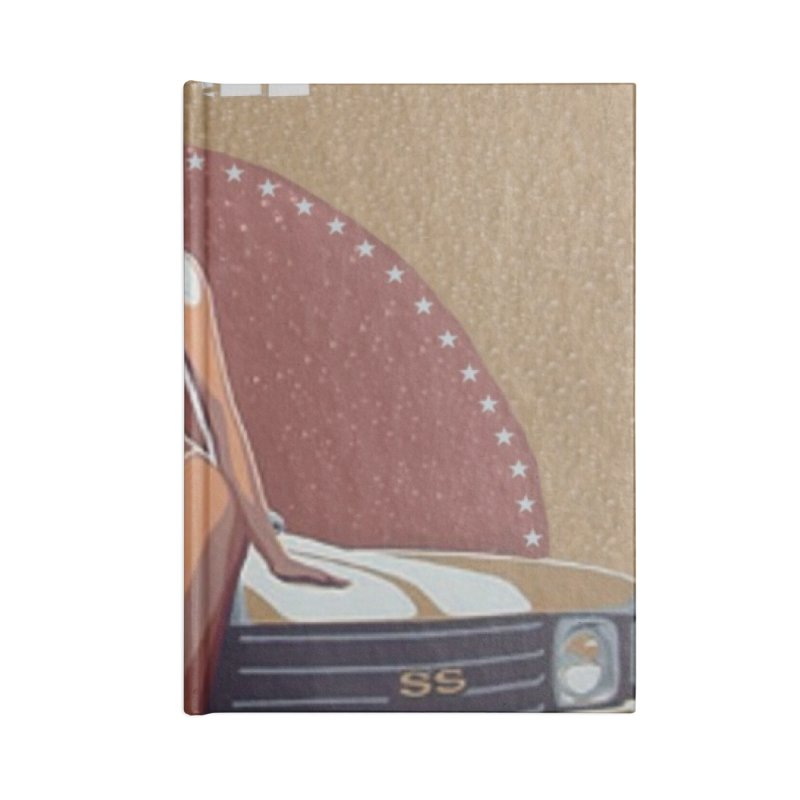 Walking Tall Volume I Accessories Notebook by Walking Tall - Band Merch Shop