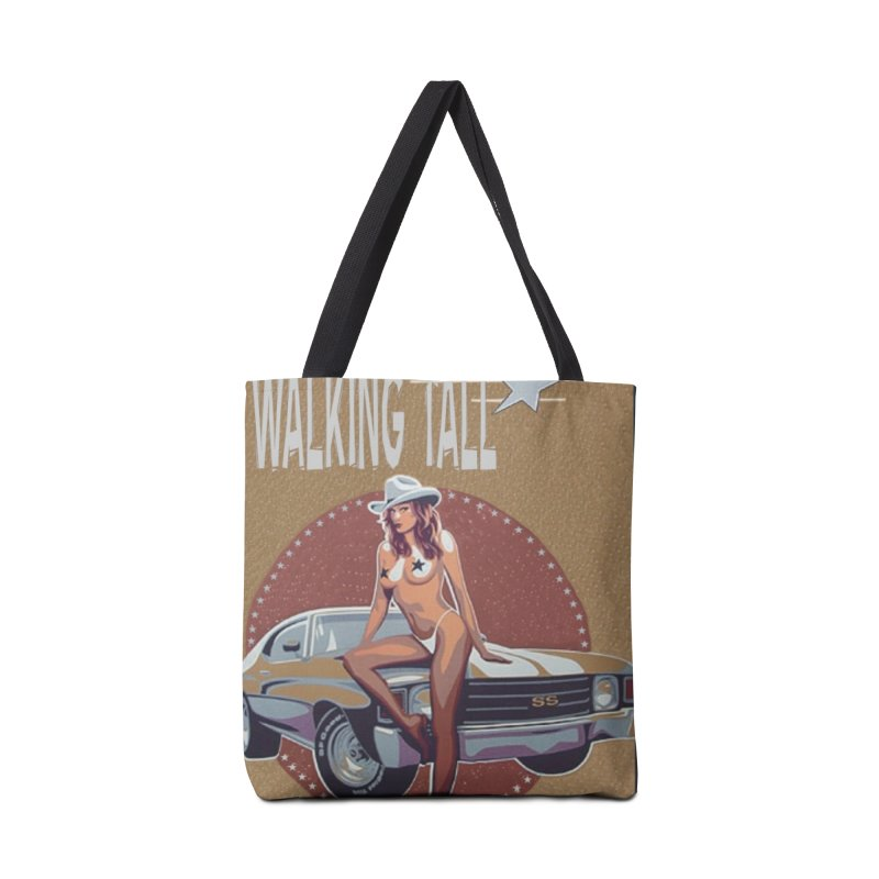 Walking Tall Volume I Accessories Bag by Walking Tall - Band Merch Shop