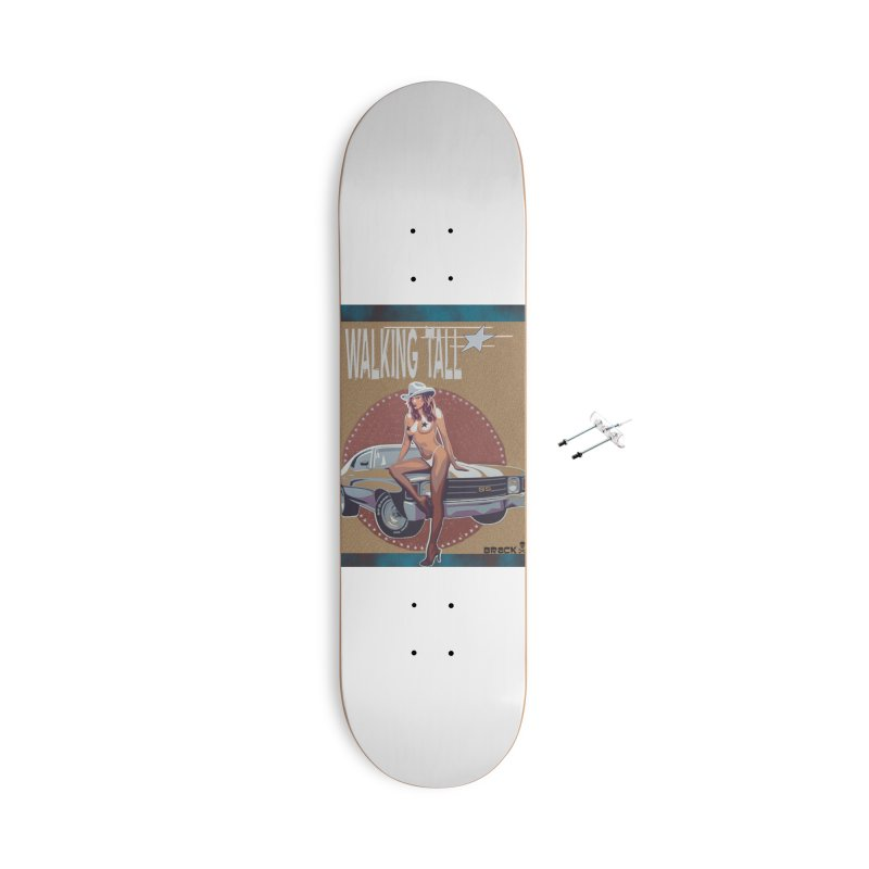Walking Tall Volume I Accessories Skateboard by Walking Tall - Band Merch Shop