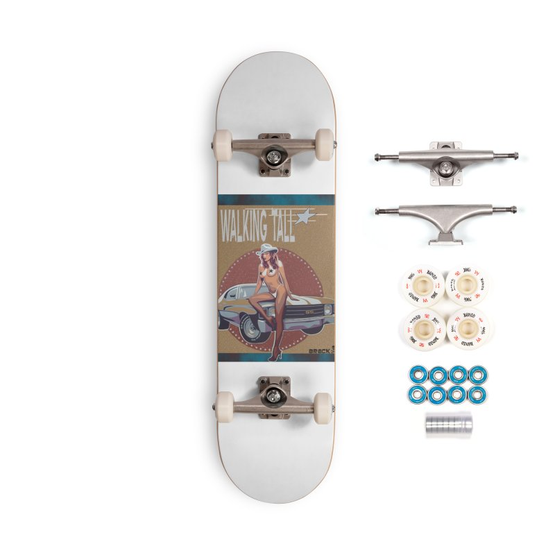 Walking Tall Volume I Accessories Complete - Premium Skateboard by Walking Tall - Band Merch Shop