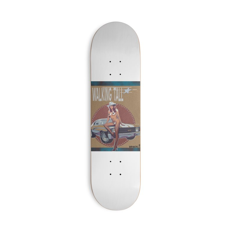 Walking Tall Volume I Accessories Deck Only Skateboard by Walking Tall - Band Merch Shop