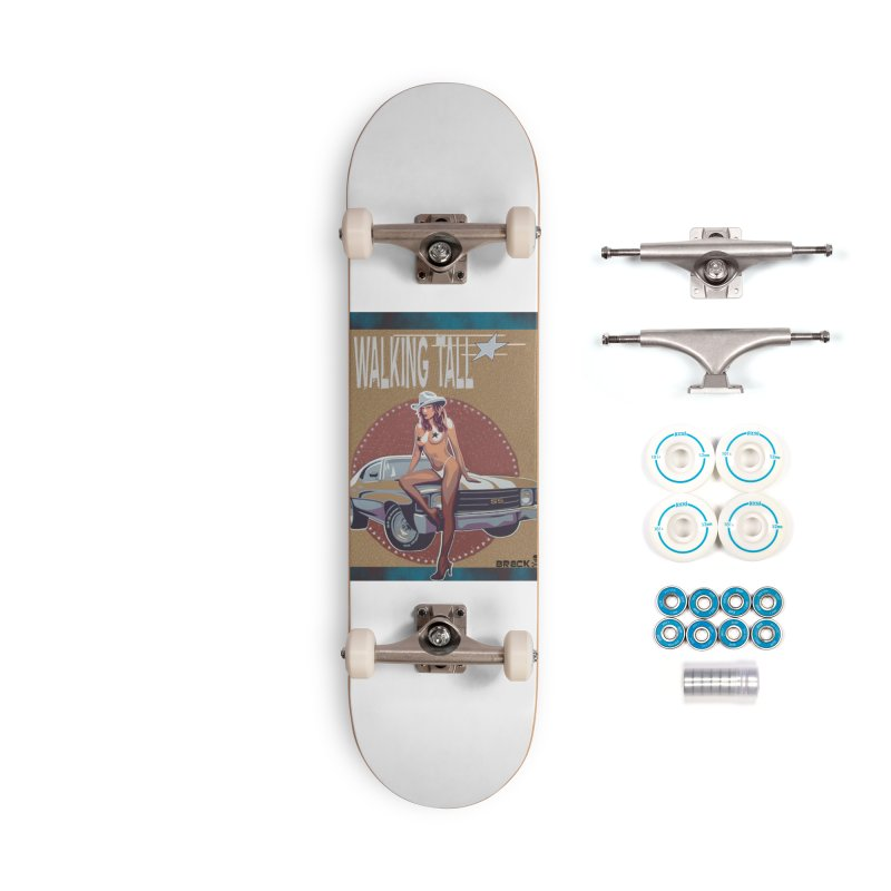 Walking Tall Volume I Accessories Complete - Basic Skateboard by Walking Tall - Band Merch Shop
