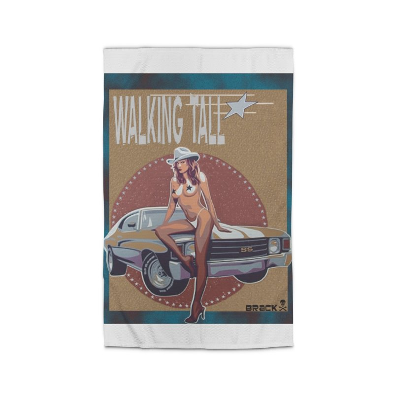 Walking Tall Volume I Home Rug by Walking Tall - Band Merch Shop