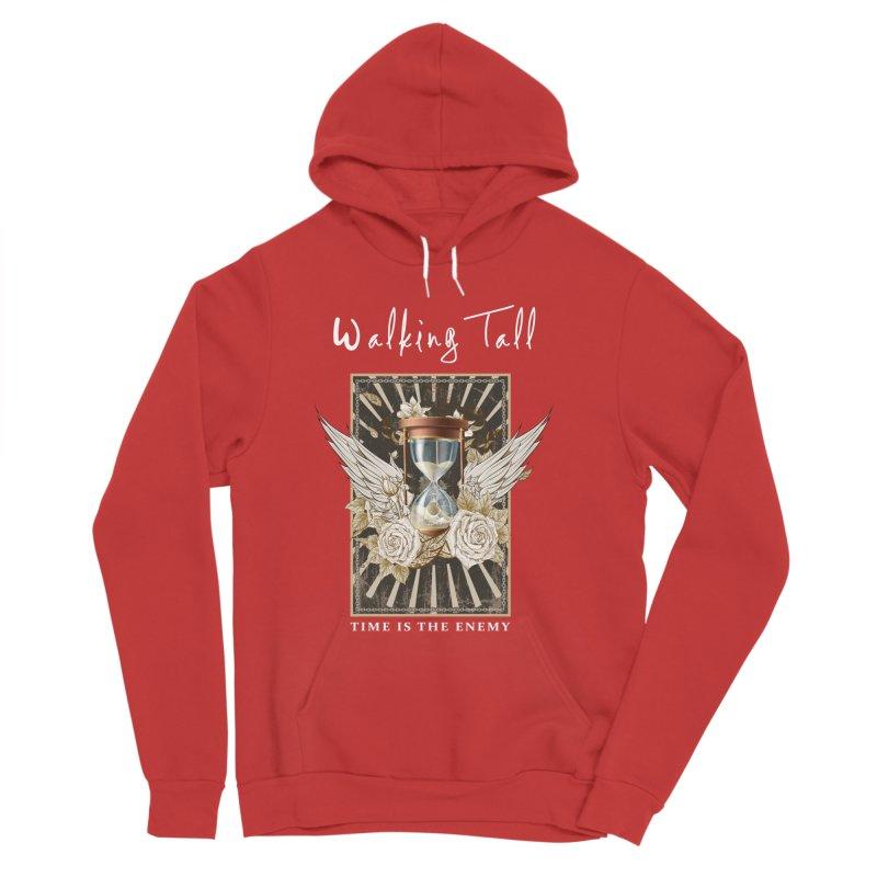 Ladies RosesnWings Walking Tall T - Shirt Women's Pullover Hoody by Walking Tall - Band Merch Shop