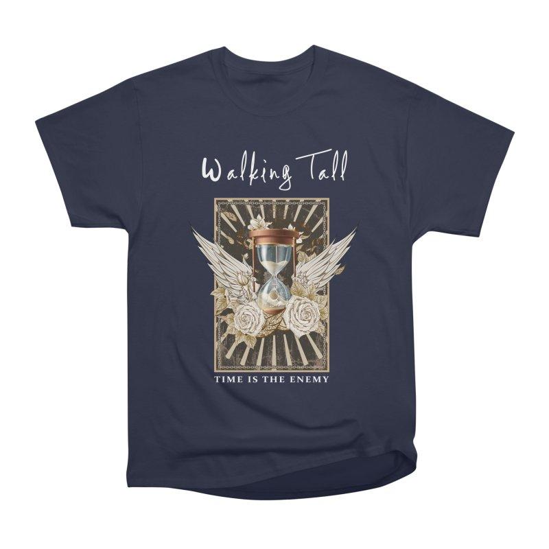 Ladies RosesnWings Walking Tall T - Shirt Women's Heavyweight Unisex T-Shirt by Walking Tall - Band Merch Shop