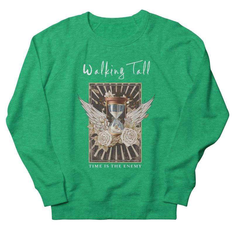 Ladies RosesnWings Walking Tall T - Shirt Women's French Terry Sweatshirt by Walking Tall - Band Merch Shop