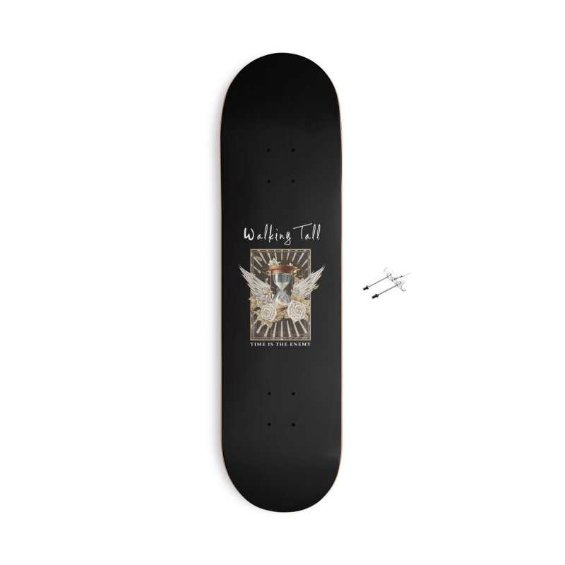 Ladies RosesnWings Walking Tall T - Shirt Accessories Skateboard by Walking Tall - Band Merch Shop