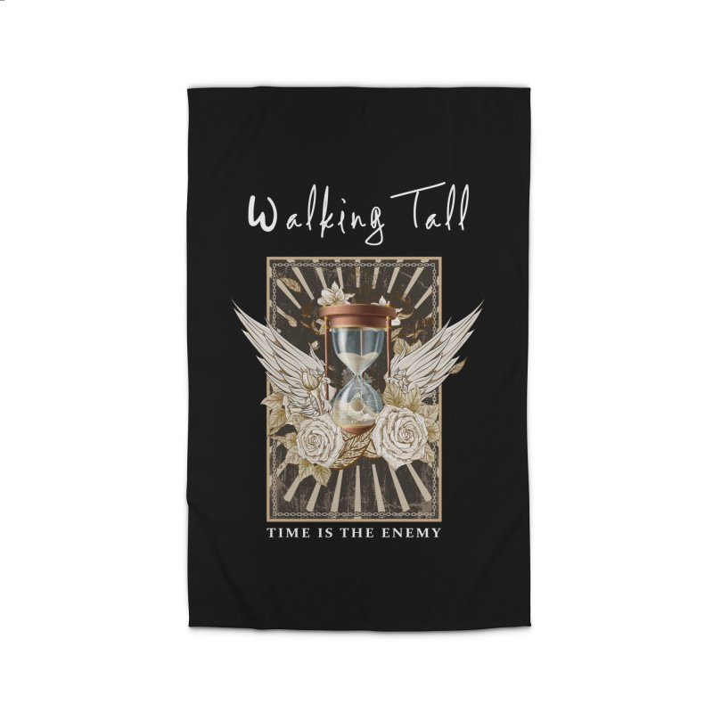 Ladies RosesnWings Walking Tall T - Shirt Home Rug by Walking Tall - Band Merch Shop