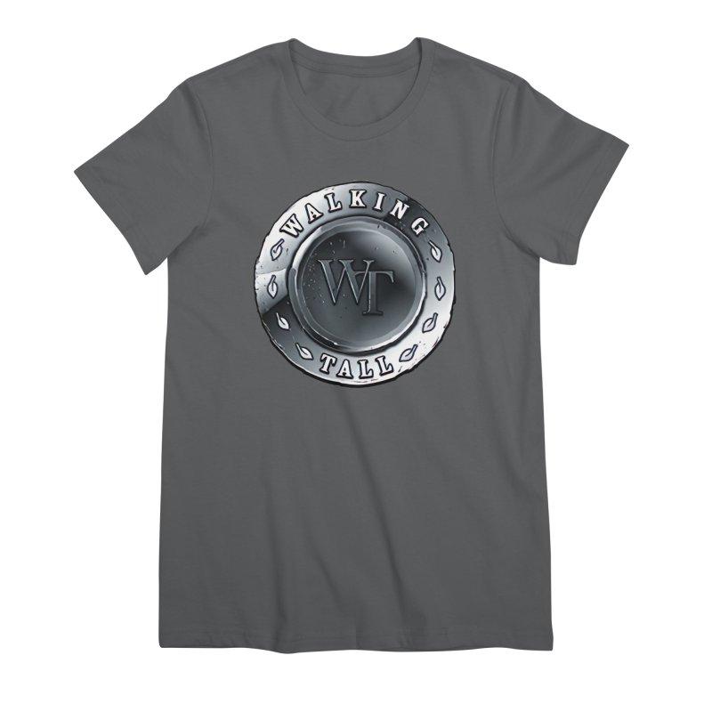 Walking Tall Crest Women's T-Shirt by Walking Tall - Band Merch Shop