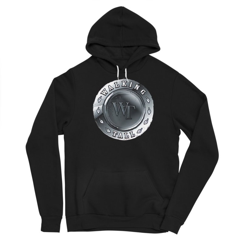 Walking Tall Crest Men's Pullover Hoody by Walking Tall - Band Merch Shop