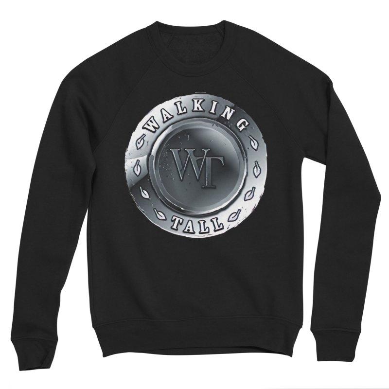 Walking Tall Crest Men's Sponge Fleece Sweatshirt by Walking Tall - Band Merch Shop