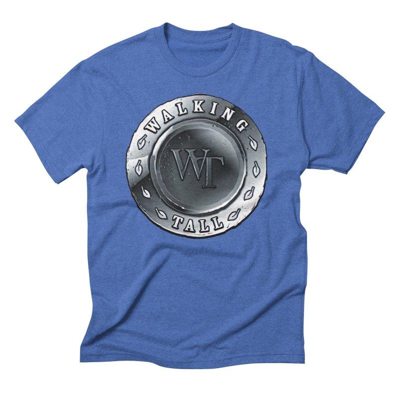Walking Tall Crest Men's T-Shirt by Walking Tall - Band Merch Shop